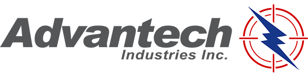 Advantech Industries Logo Icon Dark
